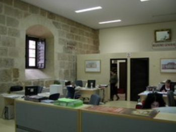 Registro general de la Universidad de Alcalá